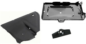 73 80 Chevy Gmc Truck Complete Replacement Battery Tray Base Support Hold Down