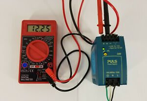 Puls Ml30 102 Power Supply 12v Dc Out 2 5a 30w 100 240vac 1 50 60hz