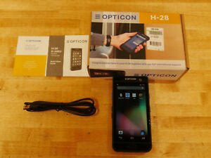 Opticon H 28 Android Mobile Computer W Integral Bluetooth Scanner