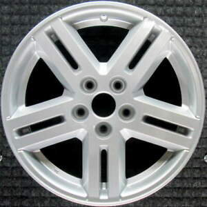 Dodge Avenger All Silver 17 Inch Oem Wheel 2008 To 2010
