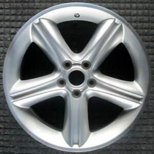 Ford Mustang All Silver 19 Inch Oem Wheel 2010 To 2012