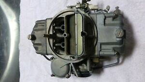 1971 Mustang 429 Scj Auto Holley Carburetor D1zf Xa