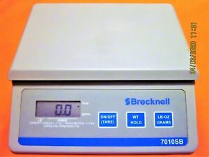 Brecknell 7010sb Small Postal Scale lb oz Grams