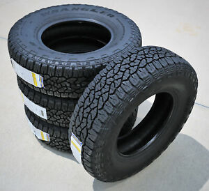 4 New Goodyear Wrangler Trailrunner At 275 60r20 115s A t All Terrain Tires