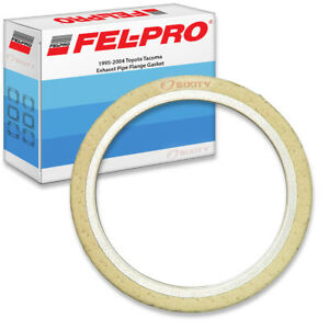 Fel Pro Exhaust Pipe Flange Gasket For 1995 2004 Toyota Tacoma Felpro Na