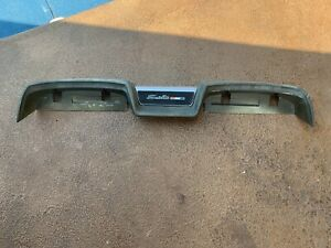1966 1967 B Body Rear Seat Trim Surround Mopar Satellite Gtx Dodge Plymouth
