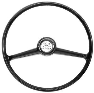 1960 1961 1962 1963 1964 1965 1966 Chevrolet Gmc Truck Black Steering Wheel