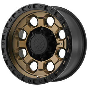 4 Atx Series Ax201 16x8 6x5 5 0mm Bronze Wheels Rims 16 Inch