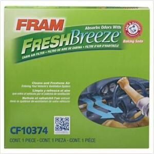 Cf10374 Fresh Breeze Cabin Air Filter Fits Toyota Tacoma 2008 2019