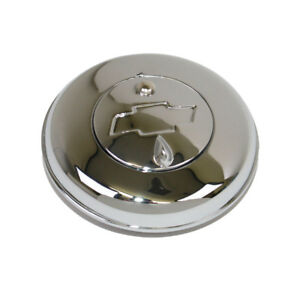 1964 1965 1966 1967 Chevrolet Truck Chevy Bow Tie Embossed Locking Gas Cap New