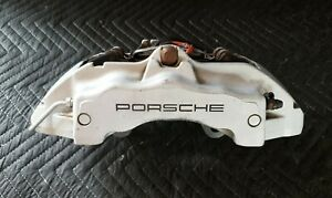 2003 10 Porsche Cayenne Turbo S Genuine Front Left Brembo 18z Caliper