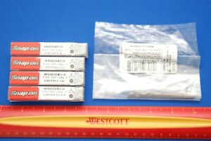 New Four Snap On High Speed Mechanic S Length 135 Point 7 32 Lh Cobalt Bits