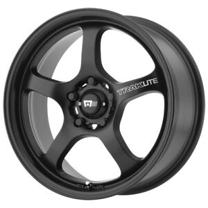 4 motegi Mr131 17x8 5x4 5 40mm Satin Black Wheels Rims 17 Inch