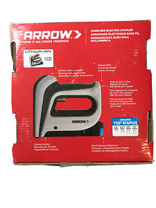 Arrow Cordless Electric Stapler T50dcd