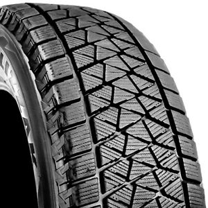 2 Bridgestone Blizzak Dm V2 225 65r17 102s Used Winter Tires 10 11 32
