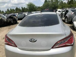 Trunk hatch tailgate Coupe Without Spoiler Fits 09 16 Genesis 324135