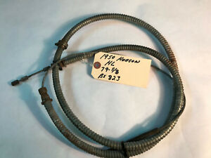 1950 Hudson Hand Lever Parking Brake Cable Assembly New