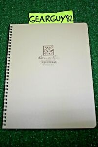 Rite In The Rain 973t mx All weather Universal Spiral Notebook Tan B 5