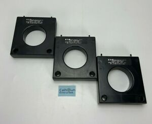 lot Of 3 Eaton Current Transformer 7asht 401 Ratio 400 5 Rf 1 33 Acc