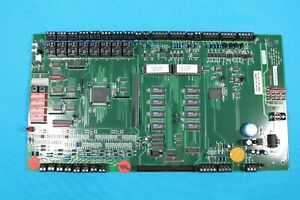Sensormatic Apc 8x Access Control System Board As0100 004mb Rev V0 as Is
