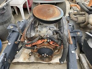 Late 1965 Chevy 327 Engine Date Code L275