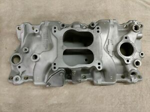 Chevy Bowtie Small Block High Performance Intake Manifod Zz Series