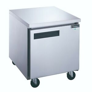 Dukers 29 Stainless Undercounter Refrigerator Cooler 3 Year Warranty Duc29r