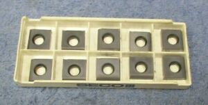 Seco Carbide Inserts 335 19 1203t md09 Pack Of 10 Grade F40m