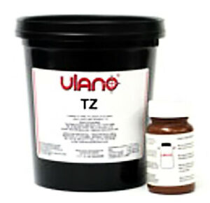Ulano Tz 28oz Screen Print Emulsion For Water based And Plastisol Inks