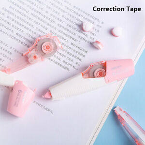 2 1 5mm 6m White Out Correction Tape Pen School Office Supplies Stationery