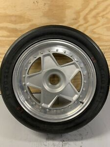 Ferrari F40 Speedline Wheel Set With Tires