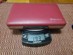Starrett No 823 Inside Micrometer 1 1 2 To 12 With Case