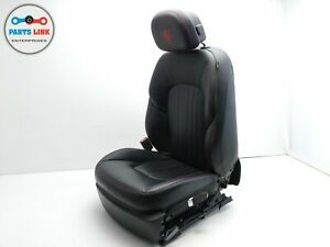 17 20 Maserati Levante M161 Front Left Driver Seat Back Head Rest Cushion Airbag