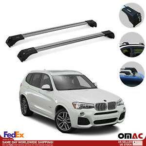 Roof Rack Cross Bars Luggage Carrier For Bmw X3 F25 2010 2017