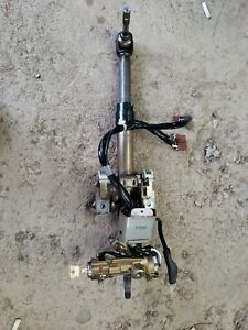 Honda Oem Civic Tilt Steering Column With Lock Cylinder And Key 53200 s01 a02