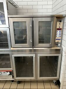 Lang Full Size Electric Convection Oven Model Ecco lmdr208