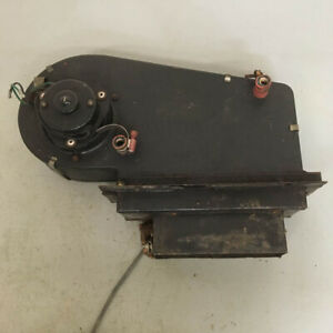 Original Mg Mgb Gt Smiths Heater Box With Motor Fan And Core Oem