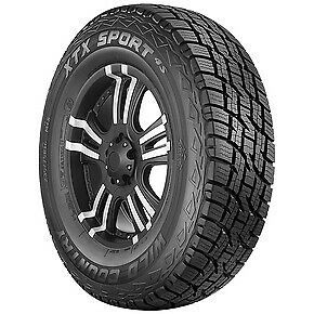 Wild Country Xtx Sport 4s 265 70r17 115t Owl 2 Tires