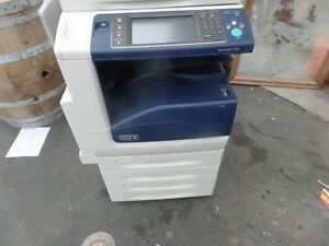 Xerox Workcentre 7556 Color Copier Multifunction System Local Pick Up Only Used