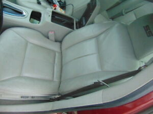 2007 Impalas Ss Front Leather Grey Front Seats