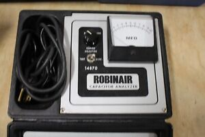Robinair Capacitor Analyzer 14870