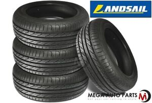 4 New Landsail Ls388 175 60r15 81h All Season Touring Tires 50k Mile Warranty