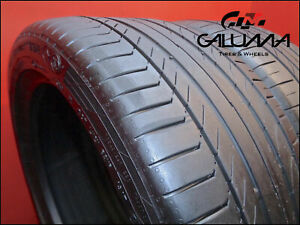 2 Two Nice Tires Continental 255 40 18 Contisportcontact 5 95y Runflat 51414