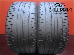 2 Two Nice Tires Michelin 275 30 20 Pilot Sport 3 Zp Runflat 97y Bmw 52289