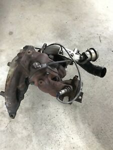 2003 Mitsubishi Lancer Evolution 8 Oem Turbo Charger 9 8t Td05hr Evo8 Manifold