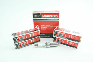 Set Of 4 New Genuine Oem Motorcraft Iridium Spark Plugs Sp532 Cyfs13 rc