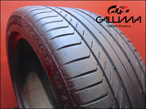 1 One Tire Continental 255 40 18 Contisportcontact 5 95y Runflat Nopatch 50947