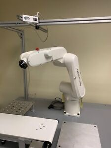 Omron Adept Vipor 850 6 Axis Articulated Robot With Vision System 17201 3800