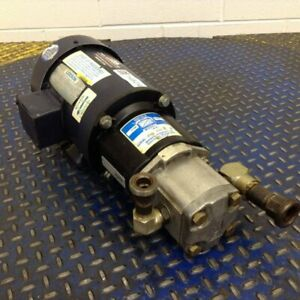 Monarch Hydraulics Pump T 16 05 1 Used 74824