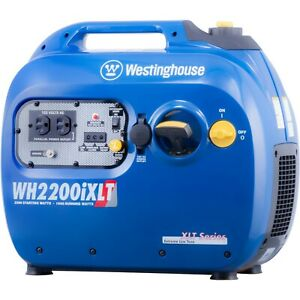 Refurbished Westinghouse Wh2200ixlt Portable Inverter Generator